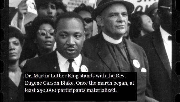 martin luther king march on washington smithsonian