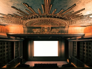 Franck Bohbot captures the movie palaces of southern California