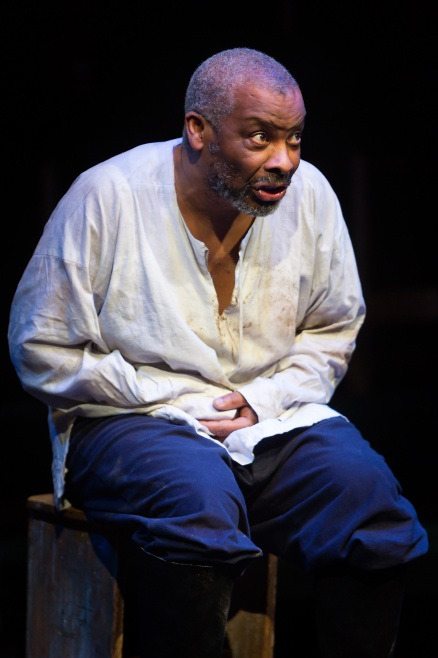 05 KING LEAR (RET) Don Warrington (King Lear) Photo Jonathan Keenan