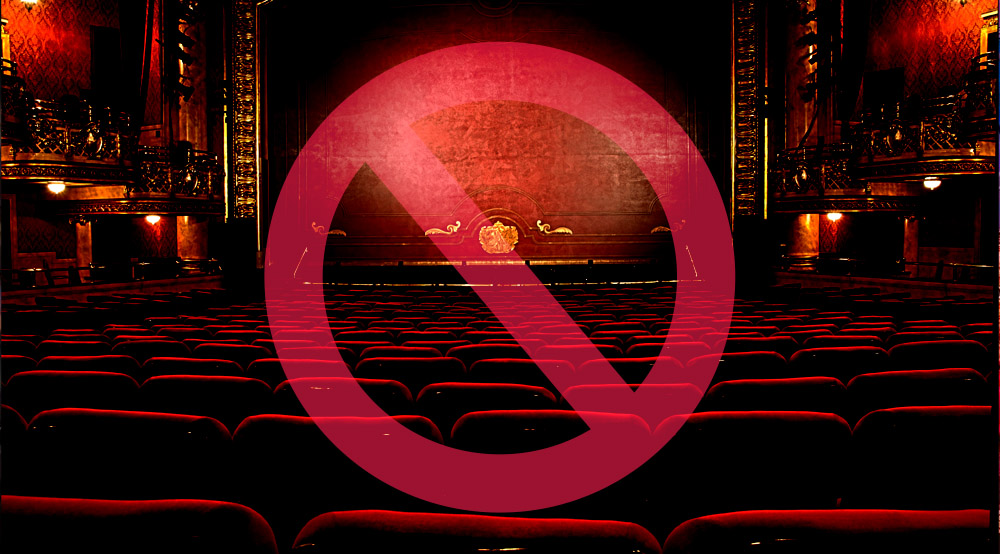 Theatres in the UK are closed leading to financial problems for the whole sector, and for artists and creatives.