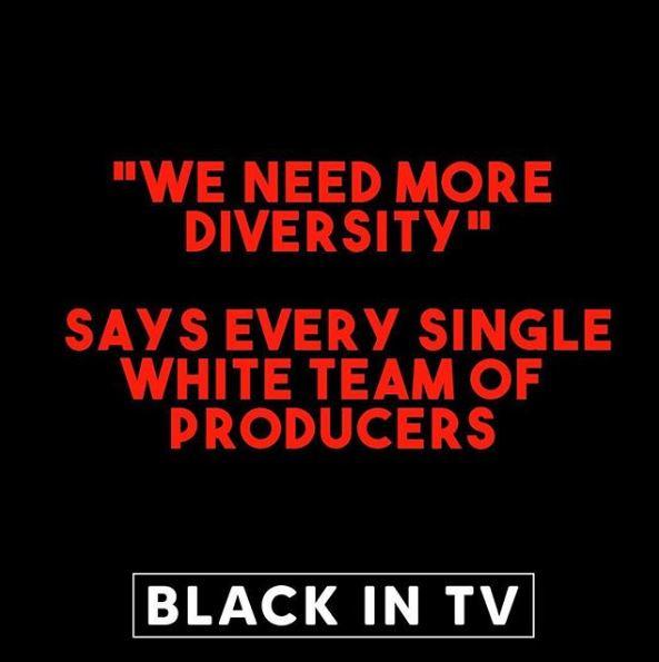 Black in TV 1