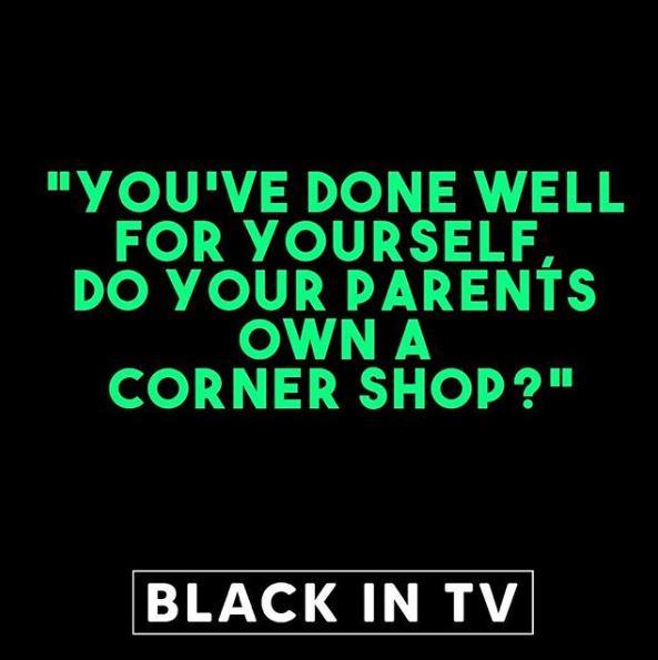 Black in TV 2